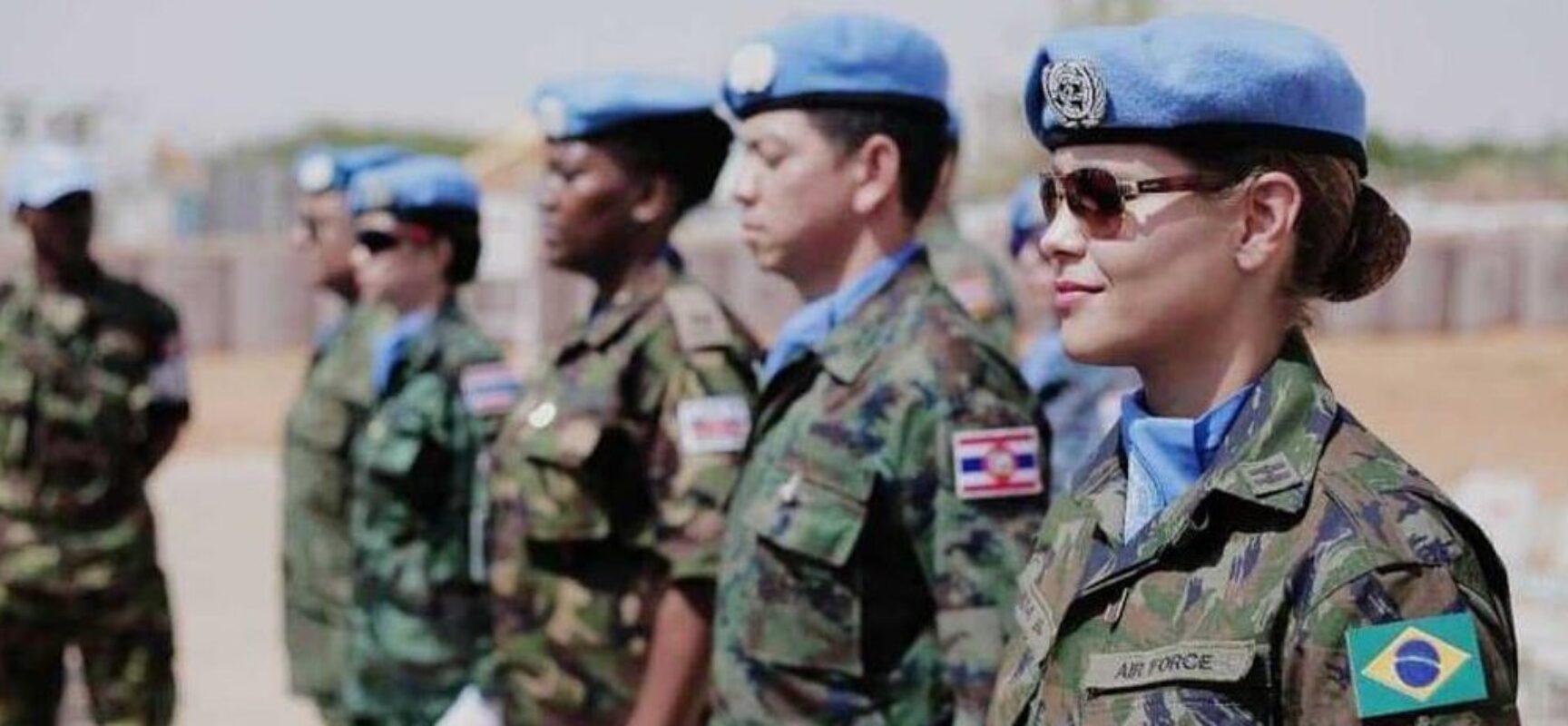 Defesa destaca presença do Brasil nas missões de paz da ONU