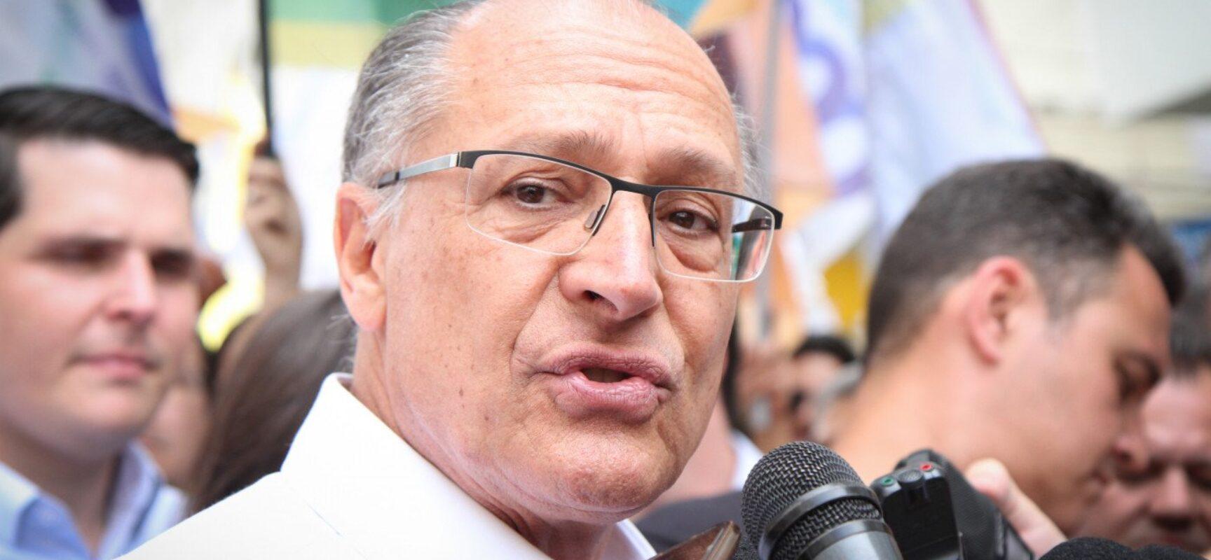 DEM não descarta convite a Alckmin após ida de Rodrigo Garcia para o PSDB