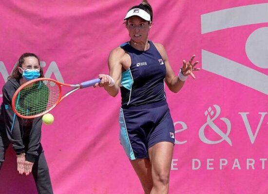 Dupla de Stefani avança às semifinais do WTA de Saint Malo, na França