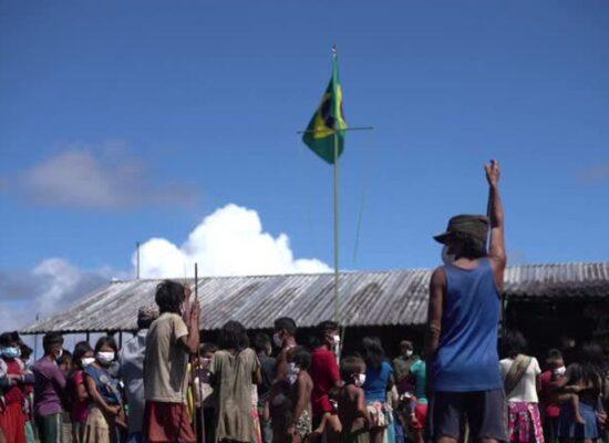 Entidade pede ao STF retirada de invasores de terra Yanomami