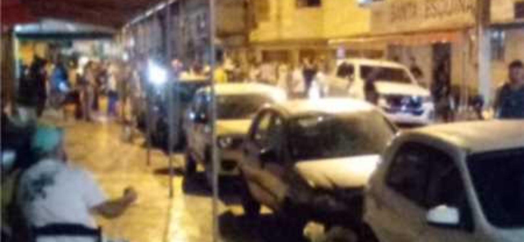 Fiscalização encerra festa clandestina no litoral norte de Ilhéus