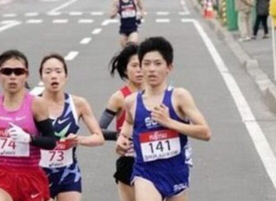 Olímpiadas de Tóquio: Evento-teste da maratona tem torcedores nas ruas