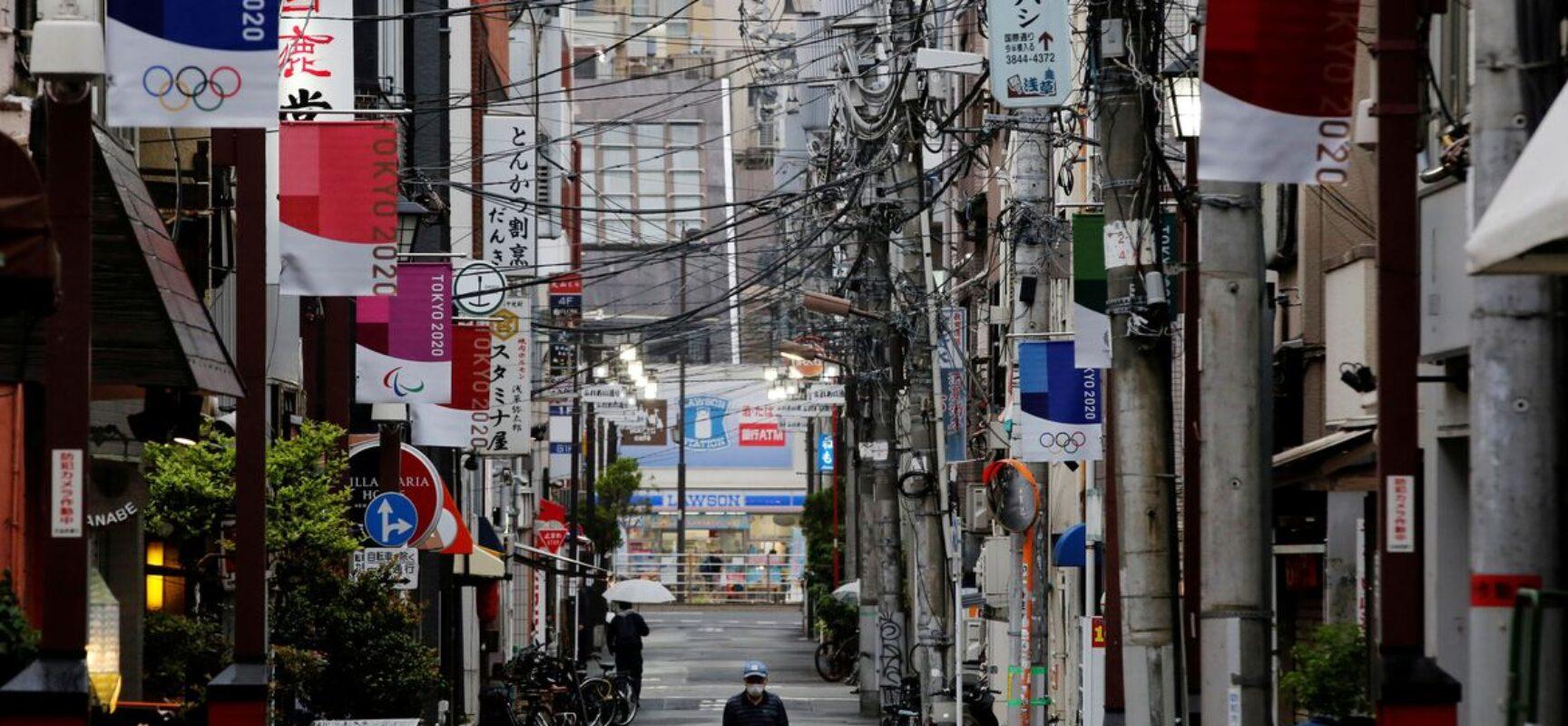 Osaka relata aumento de mortes em casa em meio à onda de covid-19
