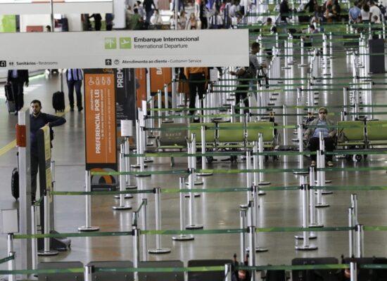 Prefeito pede fechamento de Aeroporto de Guarulhos por 15 dias
