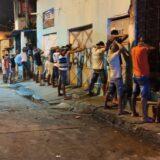 Salvador: Prefeitura encerra 'paredão' com 2 mil pessoas em Arenoso