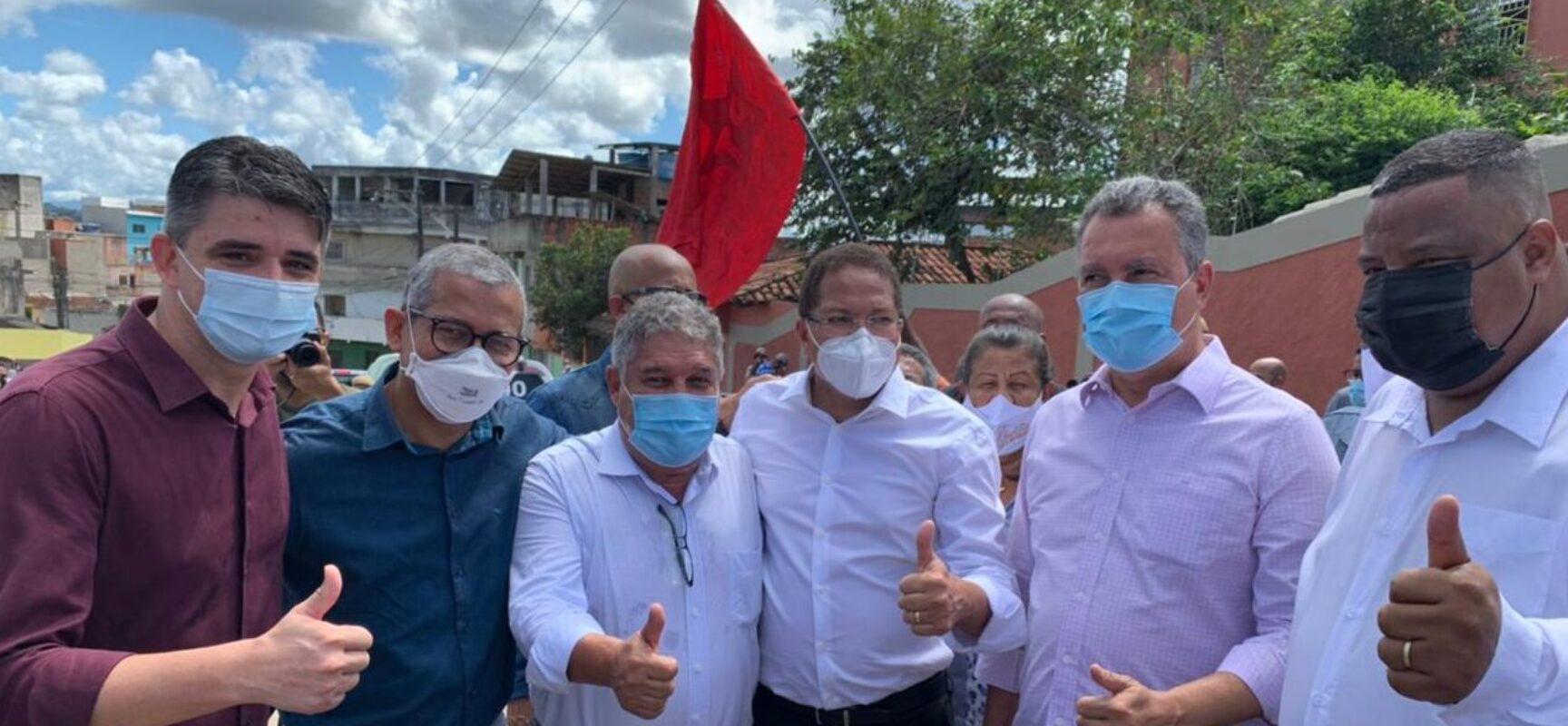 Presidente da Amurc valoriza obras que estão sendo realizadas na região