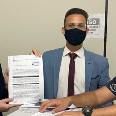 REVIRAVOLTA: Defesa do vereador Luca Lima é protocolada e, parecer da Comissão de ética pode ser anulado