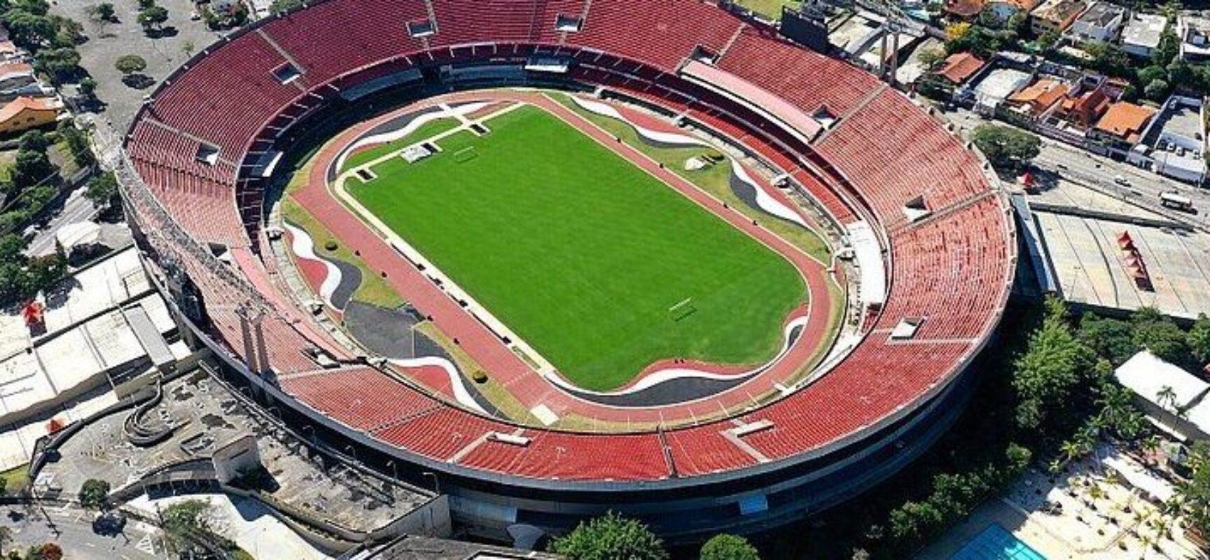 São Paulo aceita partidas da Copa América