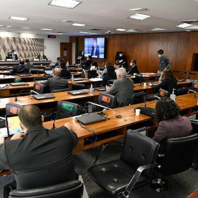 Senadores avaliam semana da CPI da Pandemia como positiva