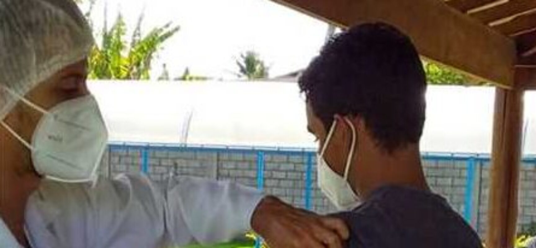 Sesau inicia vacinação de funcionários do Polo Industrial de Ilhéus