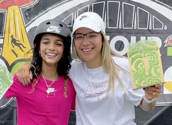 Skate: Brasil tem dobradinha nos EUA e definição de vagas olímpicas