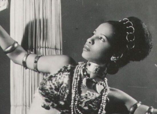Theatro Municipal celebra centenário de sua primeira bailarina negra