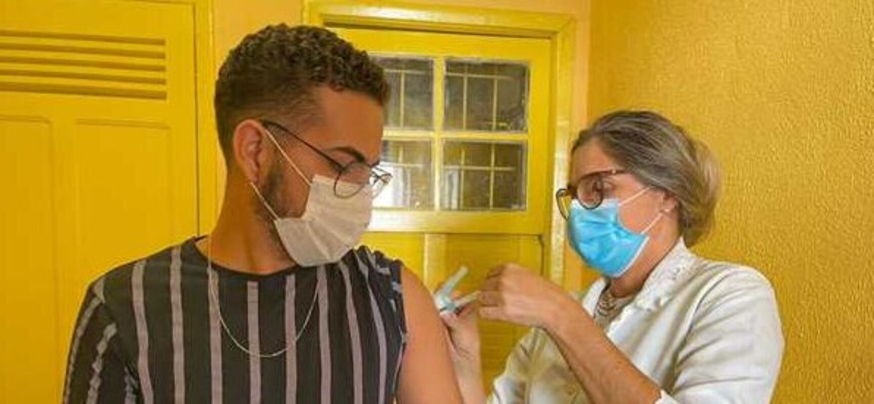 Vacinação em Ilhéus: 72,9 mil doses contra a Covid-19 foram aplicadas no município
