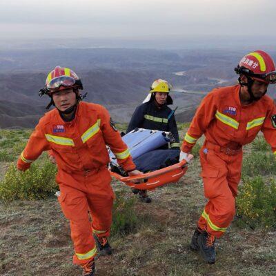 Vinte um atletas morrem em ultramaratona na China