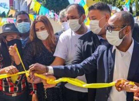 Após requalificação completa, Prefeitura entrega Complexo Educacional no aniversário de Ilhéus