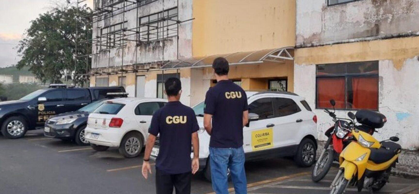 CGU apura suspeita de desvios de recursos durante a pandemia em 50 cidades da Bahia
