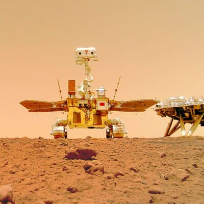 China planeja primeira missão tripulada a Marte em 2033