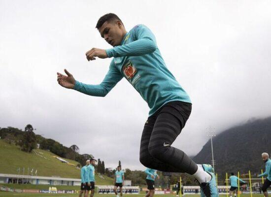 Copa América: após folga, seleção treina para enfrentar Colômbia