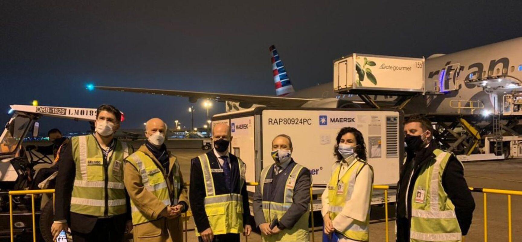 Covid-19: Irlanda doa ao Brasil anestésico para kit intubação