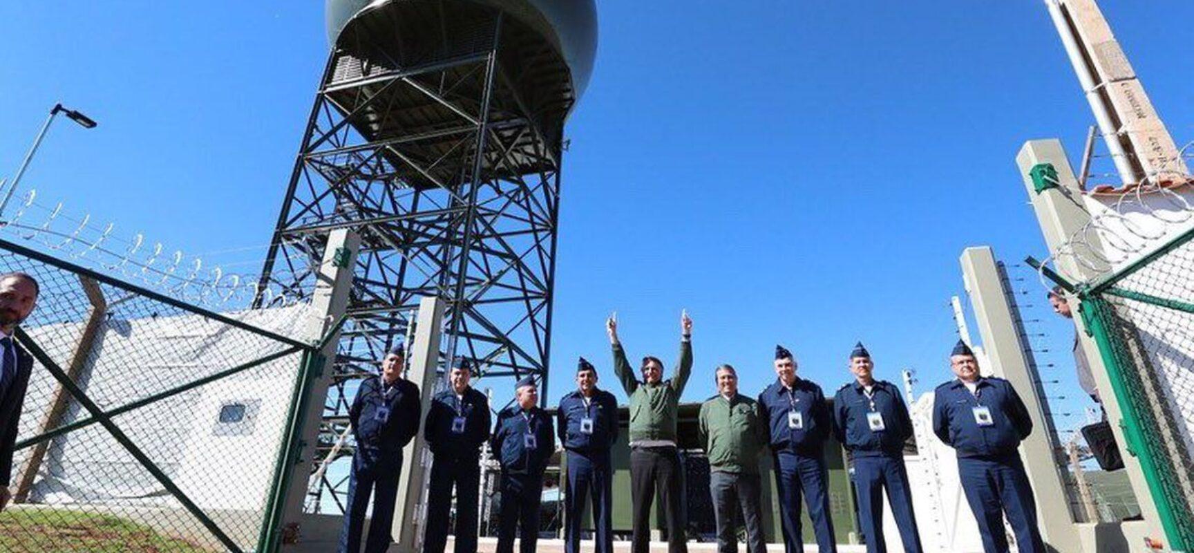 Defesa inaugura estação de controle do espaço aéreo em Ponta Porã