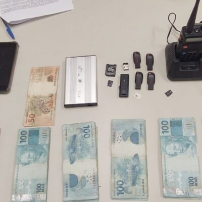 Delegado e policiais são presos em operação do MP que investiga envolvimento em tráfico de drogas