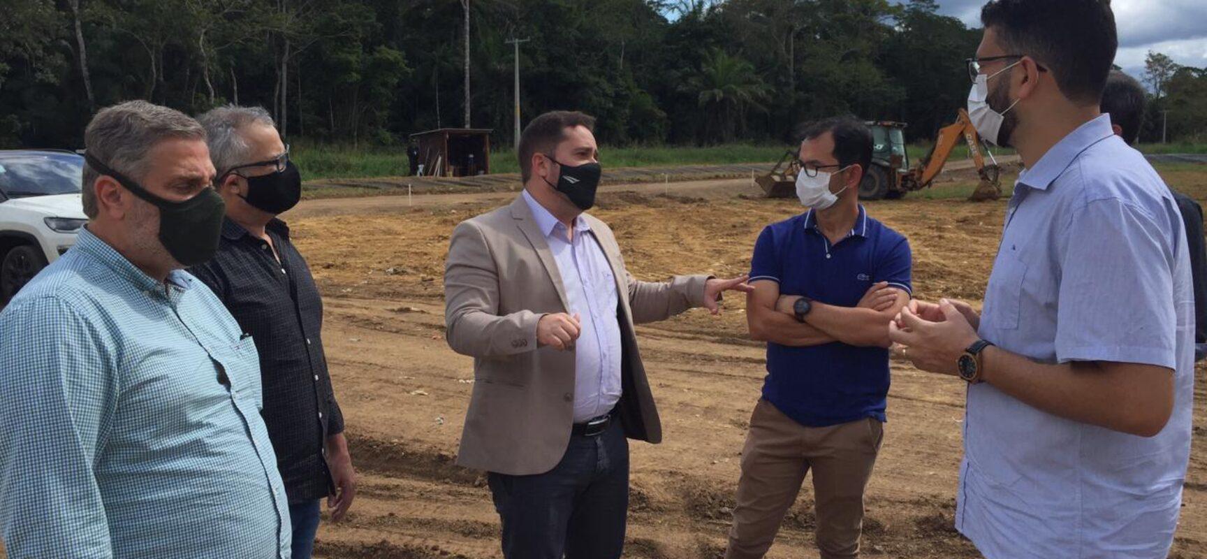 Dirigentes da ACI conhecem a estrutura da CVR Costa do Cacau