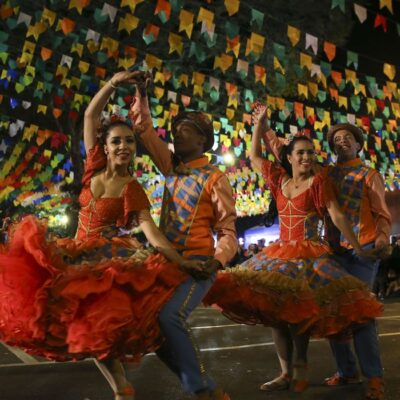Festa na Roça lidera ranking de músicas de festas juninas