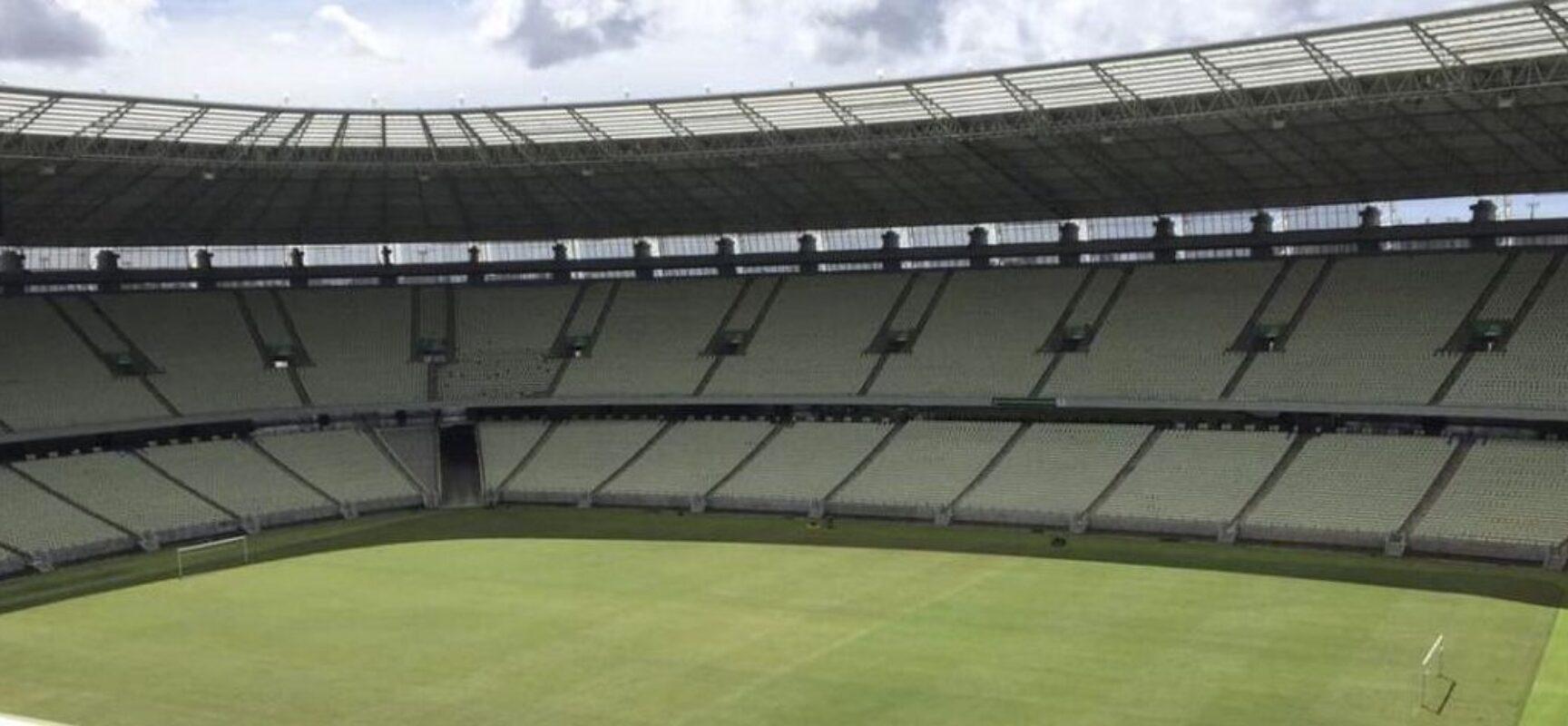 Fortaleza recebe Fluminense pela quinta rodada do Brasileiro