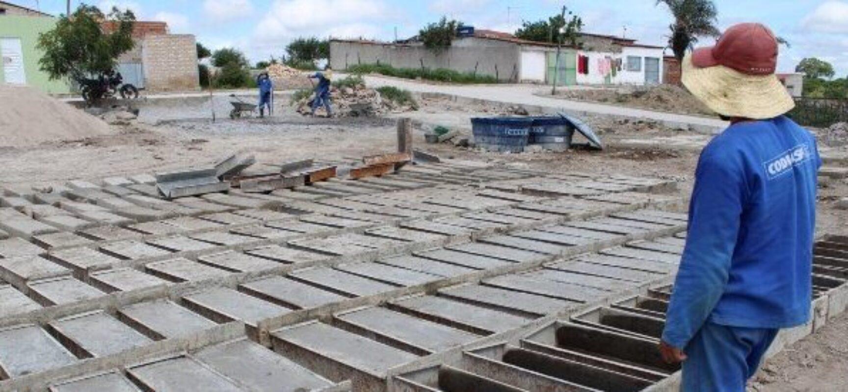 Governo federal autoriza, por meio da Codevasf, obras de pavimentação em municípios do Norte da Bahia; investimentos são de R$ 19 milhões