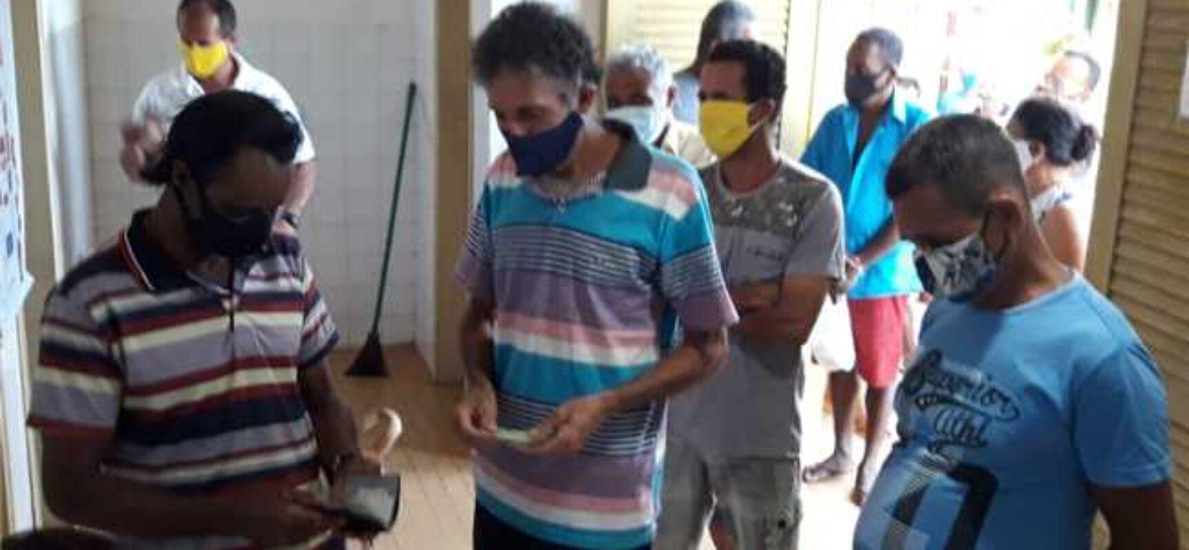 Ilhéus já vacinou cerca de 3500 pessoas das áreas rurais contra a Covid-19