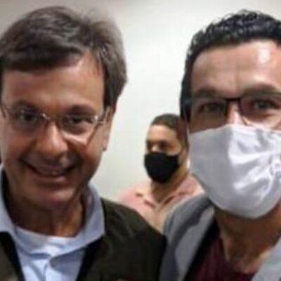 ILHÉUS: Vereador Luca Lima participa de Palestra proferida pelo Ministro do Turismo, Gilson Machado.