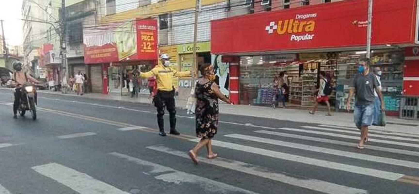 Maio Amarelo em Ilhéus é marcado por palestras e ações de conscientização no trânsito