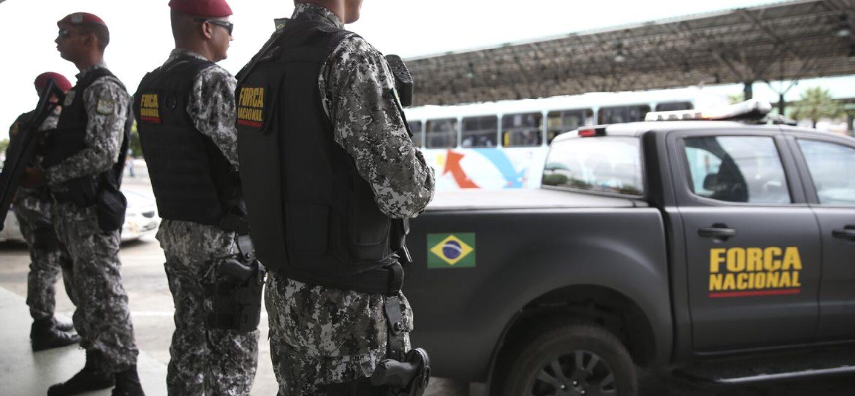 Ministério prorroga uso da Força Nacional em presídio de Brasília