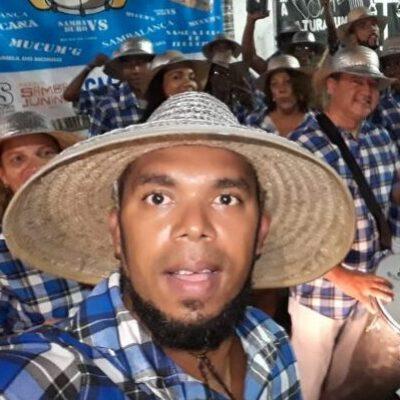 Nonato Sanskey e Sambão da MUCUM'G promovem mais uma edição do projeto Samba Duro Junino em Movimento