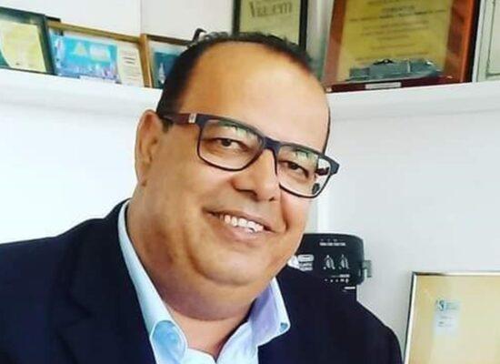 Nota de falecimento do secretário de turismo de Cairu Júlio Oliveira