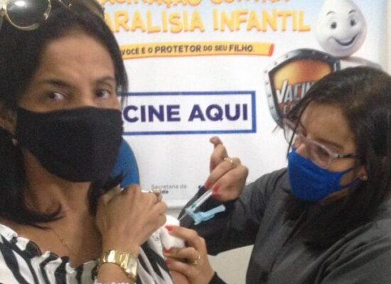 Novo cronograma de vacinação em Itabuna inclui faixa etária de 45 anos