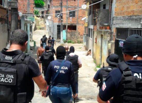 Operação desarticula grupo responsável por explosões a bancos na Bahia; oito foram localizados