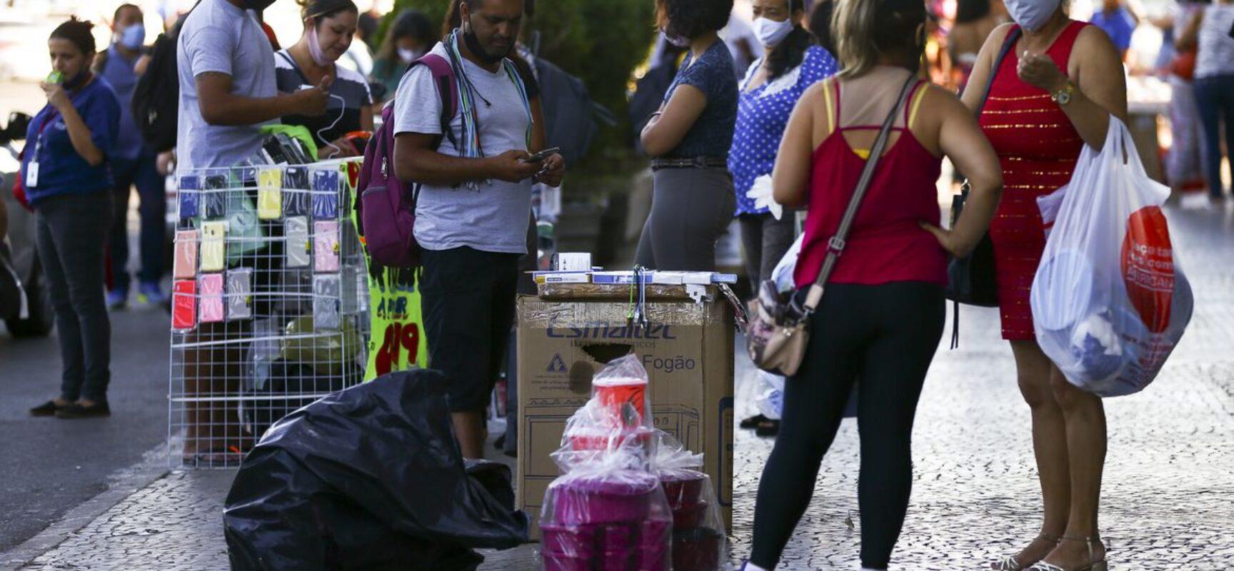 Pandemia ainda provoca impactos no mercado de trabalho, diz Ipea