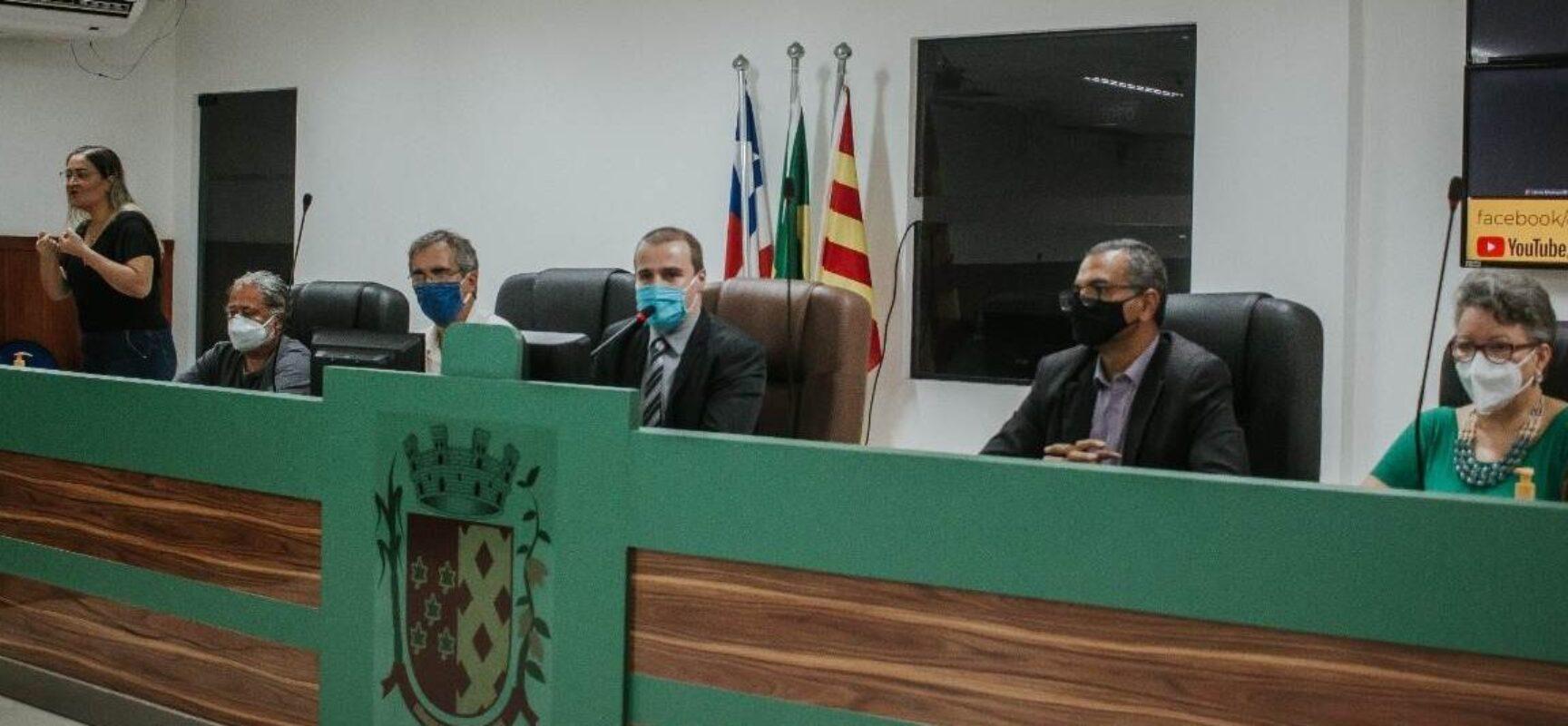 Participação de especialistas deu o tom do lançamento da Frente Parlamentar em Defesa do Meio Ambiente em Ilhéus