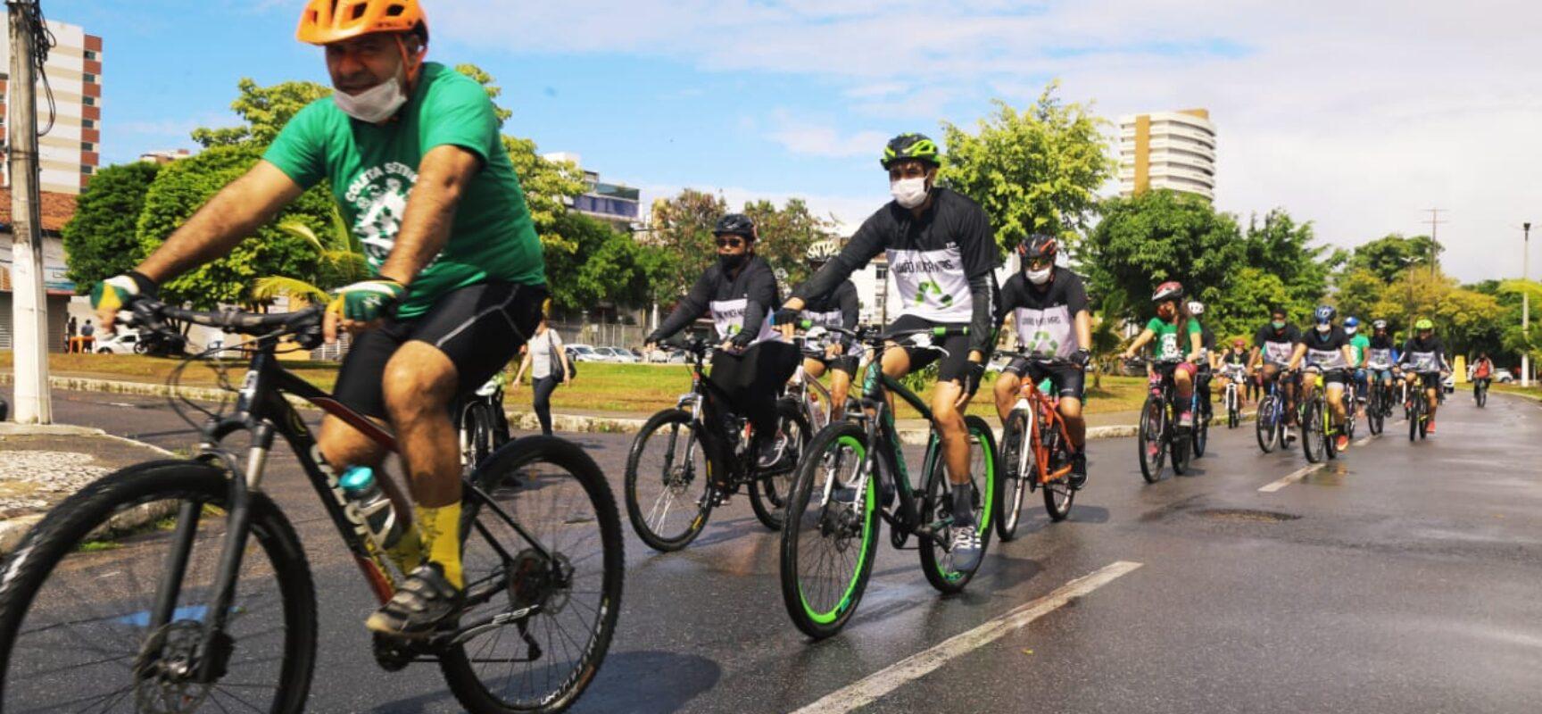 Pedalada Verde em Itabuna abre programação da Semana do Meio Ambiente
