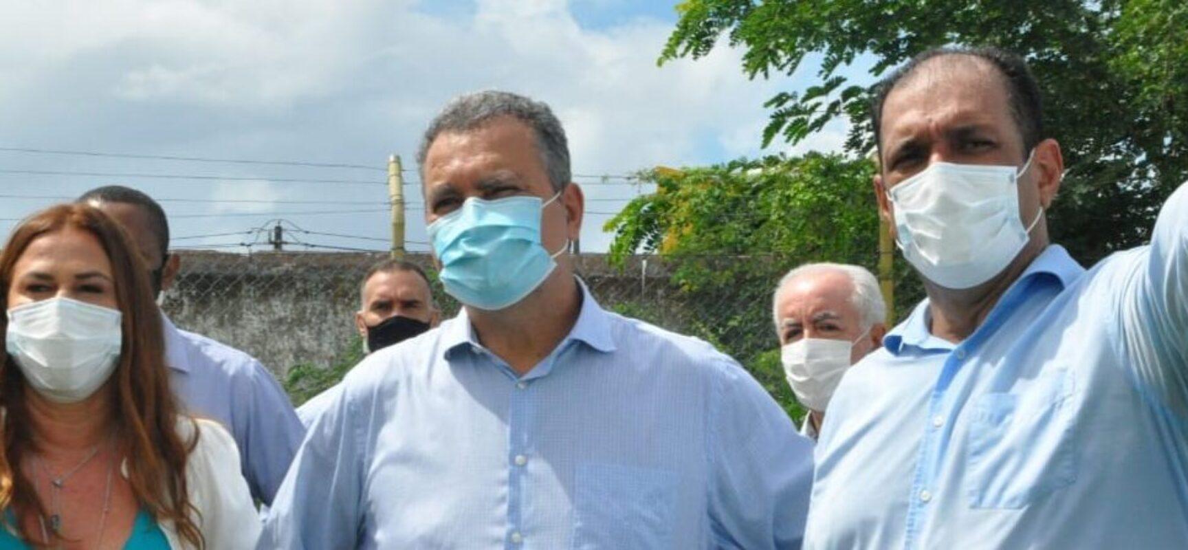 Prefeito Mário Alexandre agradece ao governador Rui Costa por 'honrar compromisso com a região Sul e implantar BA-649'