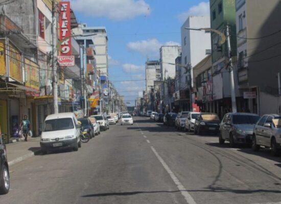 Prefeitura muda decreto de restrições para conter a Covid-19 e comércio vai abrir