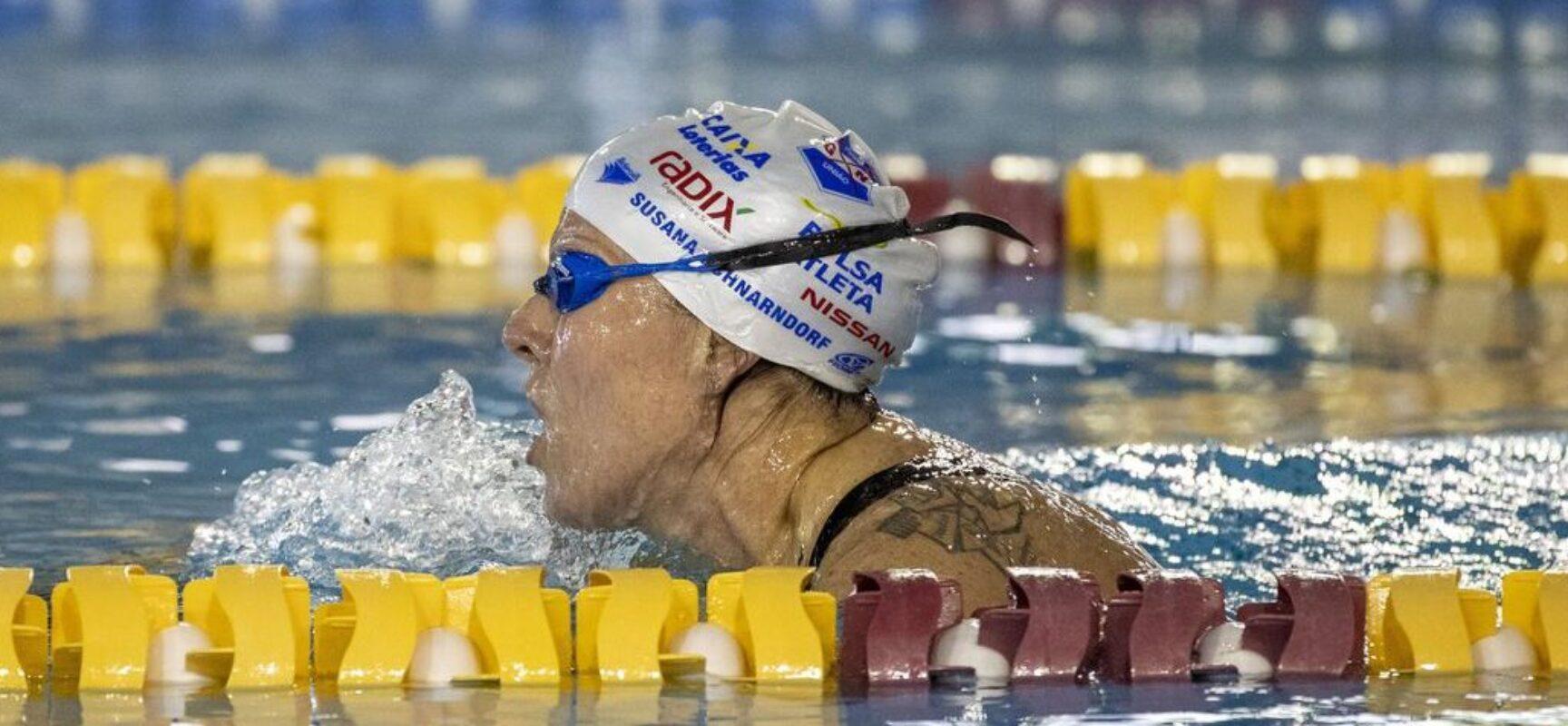 Quatro nadadores atingem marcas para Tóquio em seletiva paralímpica