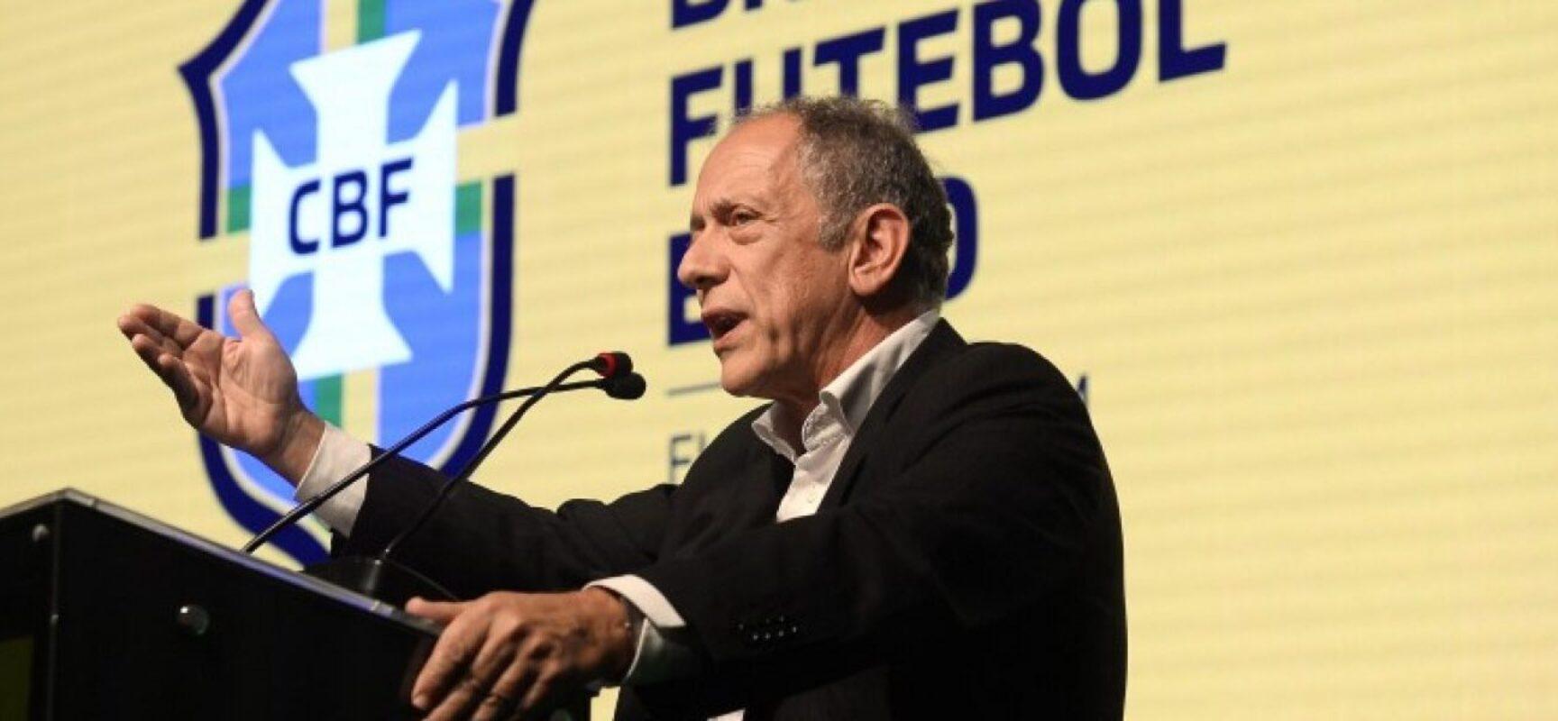 Secretário-geral da CBF, Walter Feldman, é demitido pelo presidente interino