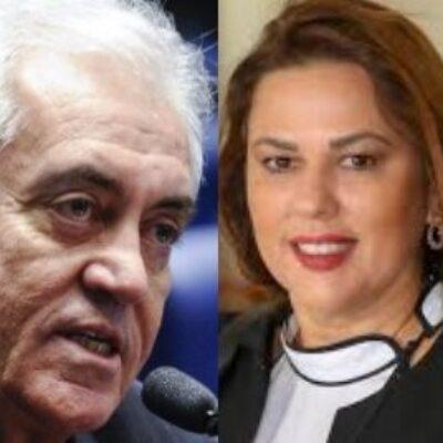 """Senador Otto Alencar: """"Soane Galvão é um forte nome em 2022, que decerto ajudará Ilhéus e região""""."""