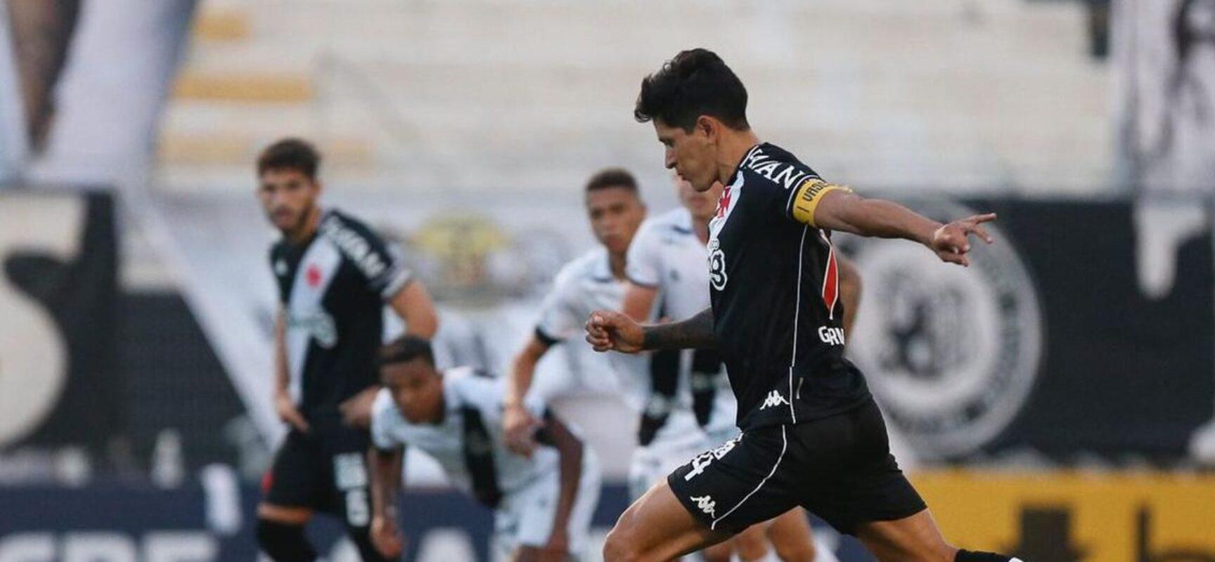 Vasco e Ponte Preta empatam em 1 a 1 pela Série B do Brasileiro