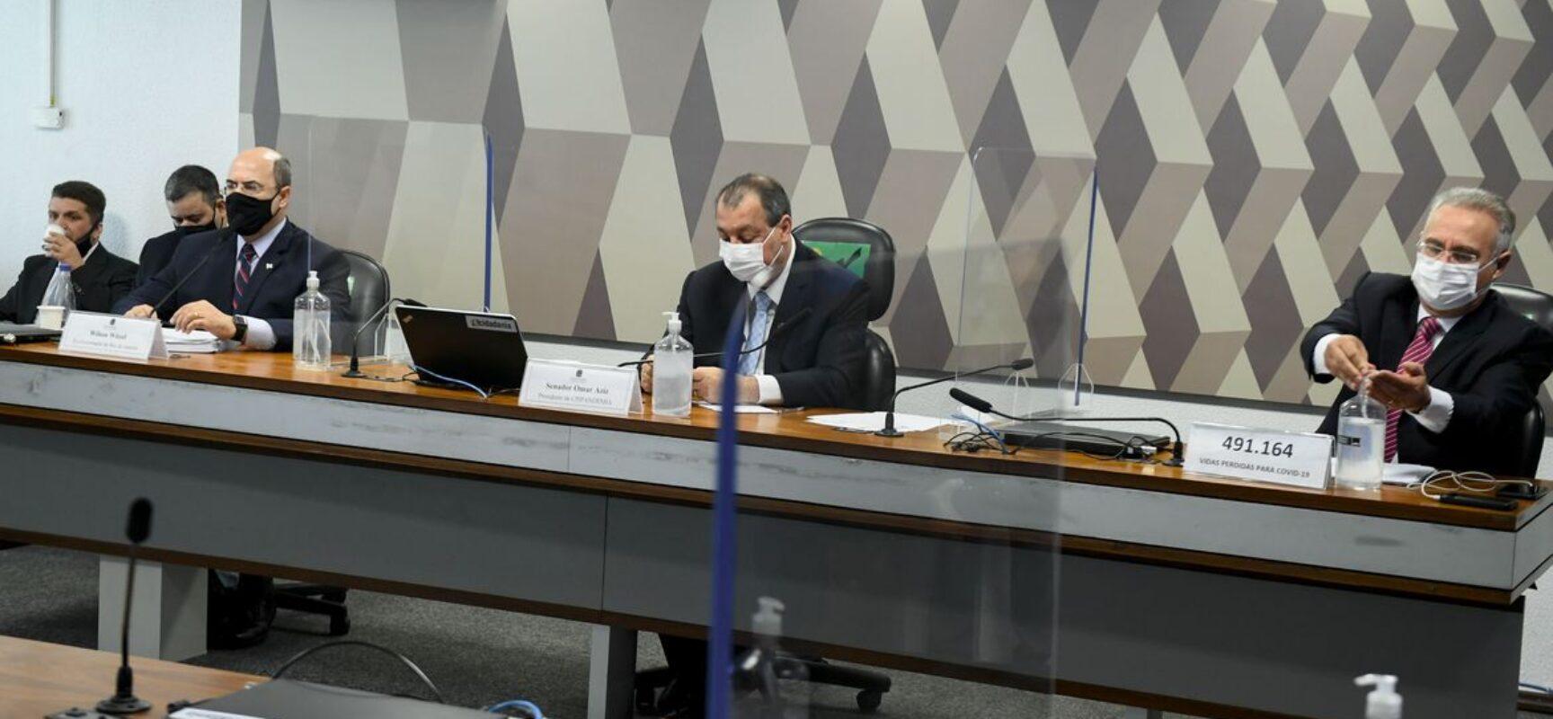 Witzel: faltou diálogo para definição de ações contra a pandemia