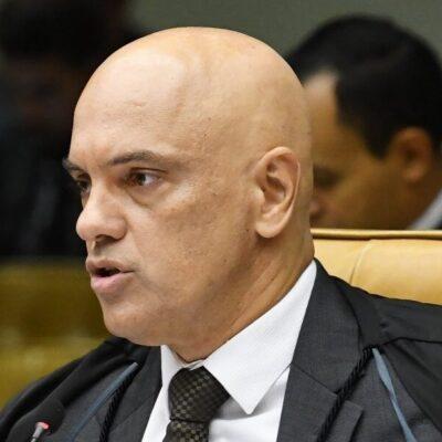 Ministro do STF determina prisão e extradição de jornalista
