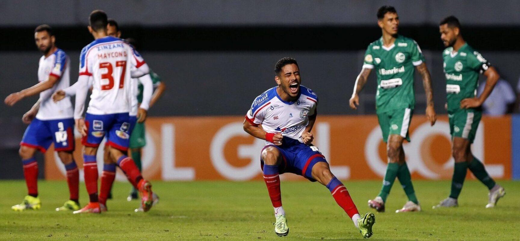 Bahia vence Juventude e se prepara para o São Paulo