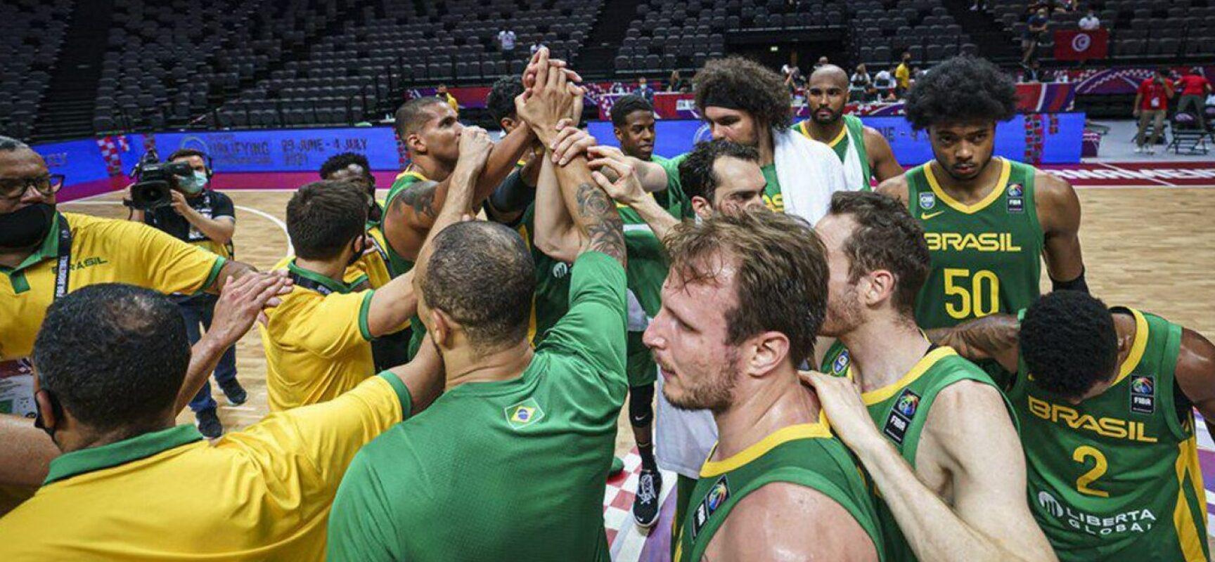 Brasil perde para a Alemanha no Pré-Olímpico de basquete e não consegue vaga para Tóquio